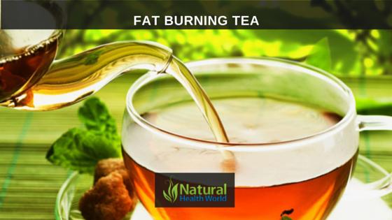 Fat Burning Tea NaturalHealthWorld