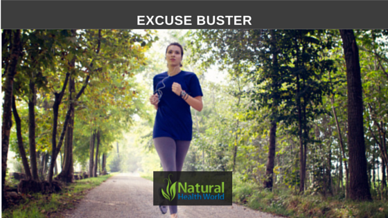 Excuse Buster NaturalHealthWorld